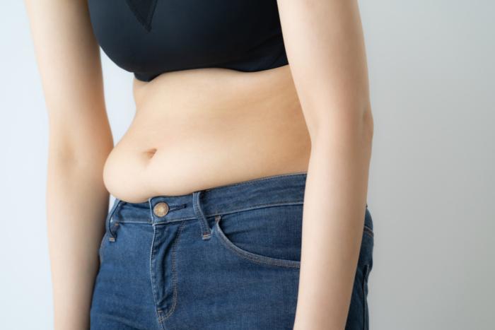 ない 下腹 痩せ